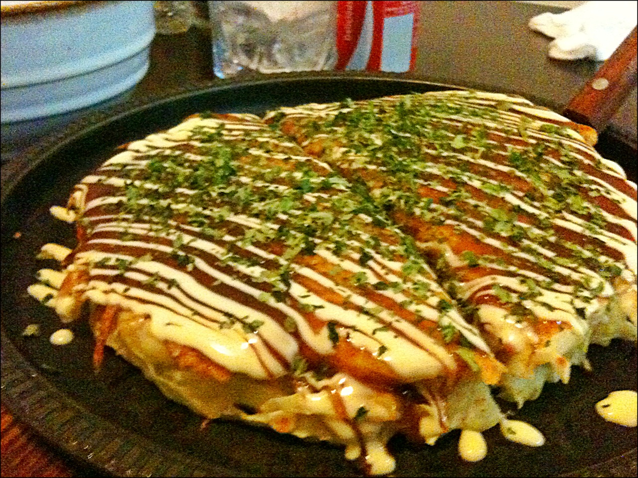 ramen recipe philippines okonomiyaki Kagura the in June It (taken Here's we from 2011). got