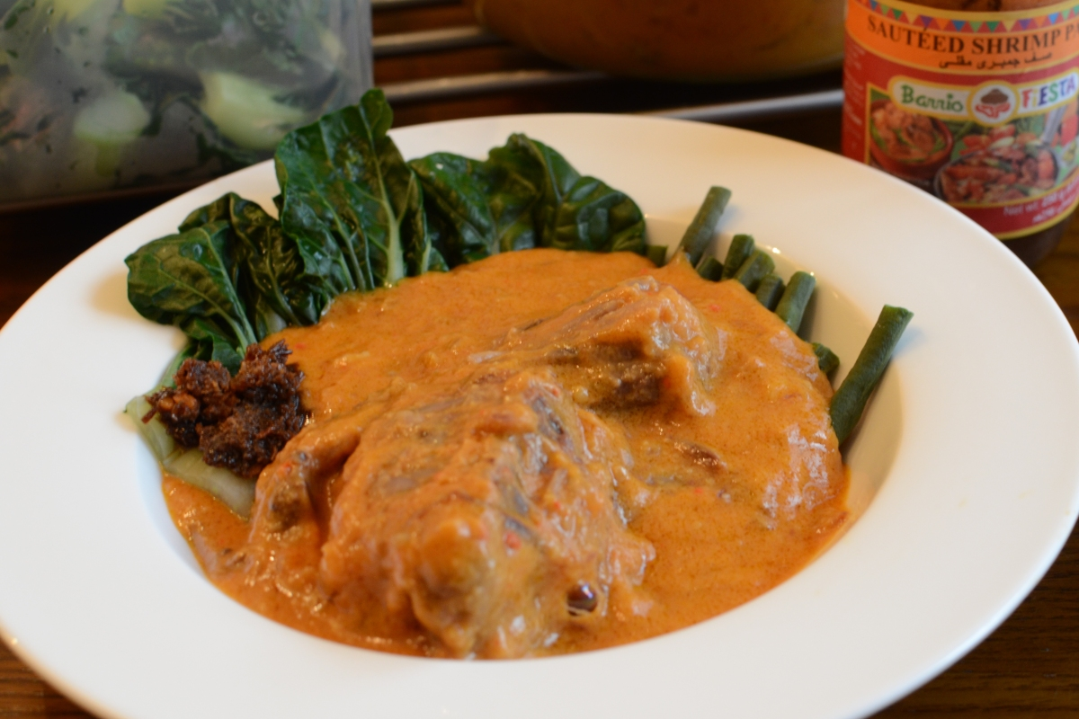 Kare-Kare (Easy version)