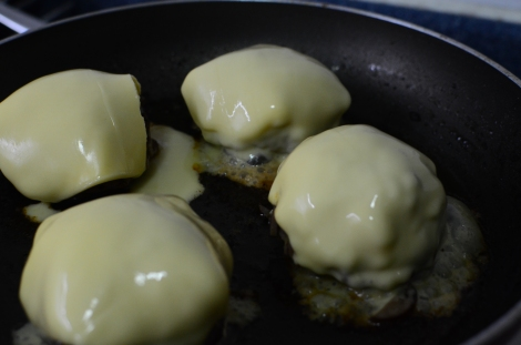 Sliders cheese