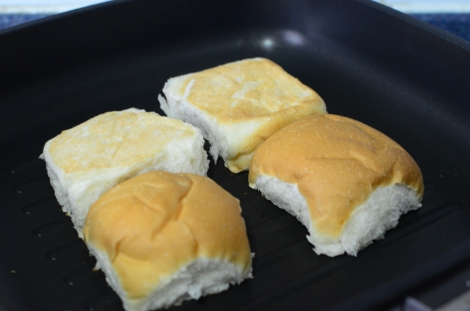 Sliders buns