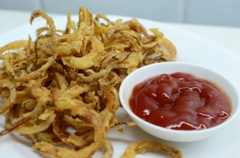 Onion Strings 2