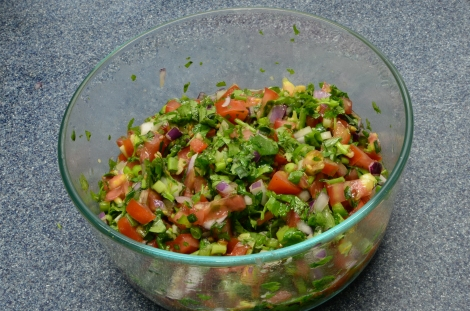Pico De Gallo After