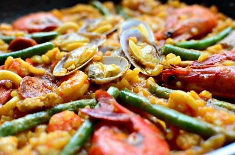 Paella-upclose
