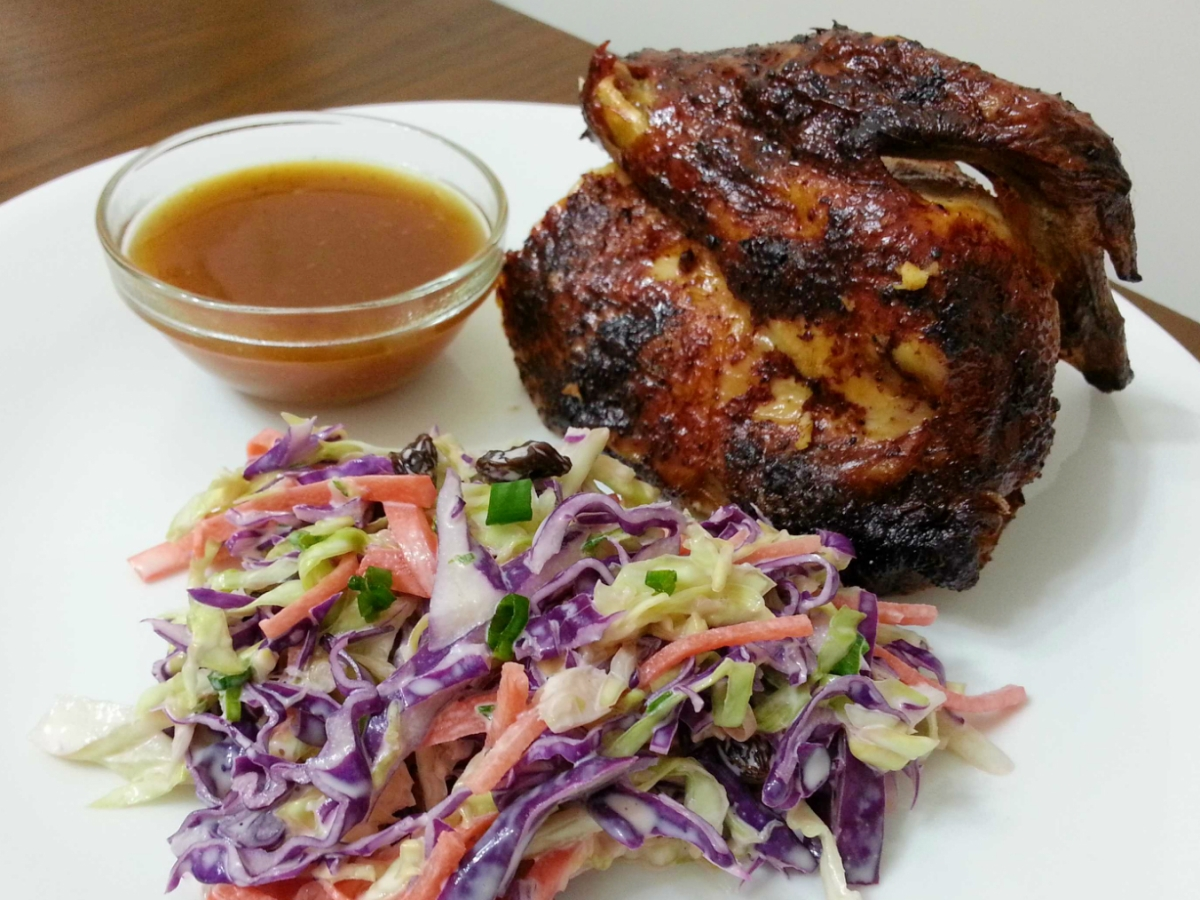 The Whole30 Experience + Roast Chicken (Lechon Manok) recipe