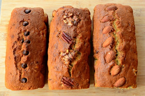 Banana Bread-top